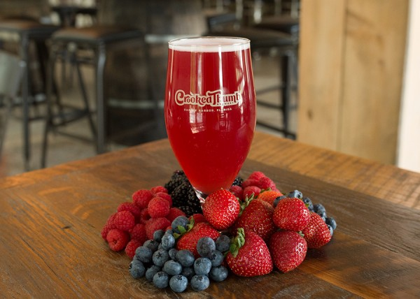 Crooked Thumb Berry Berliner