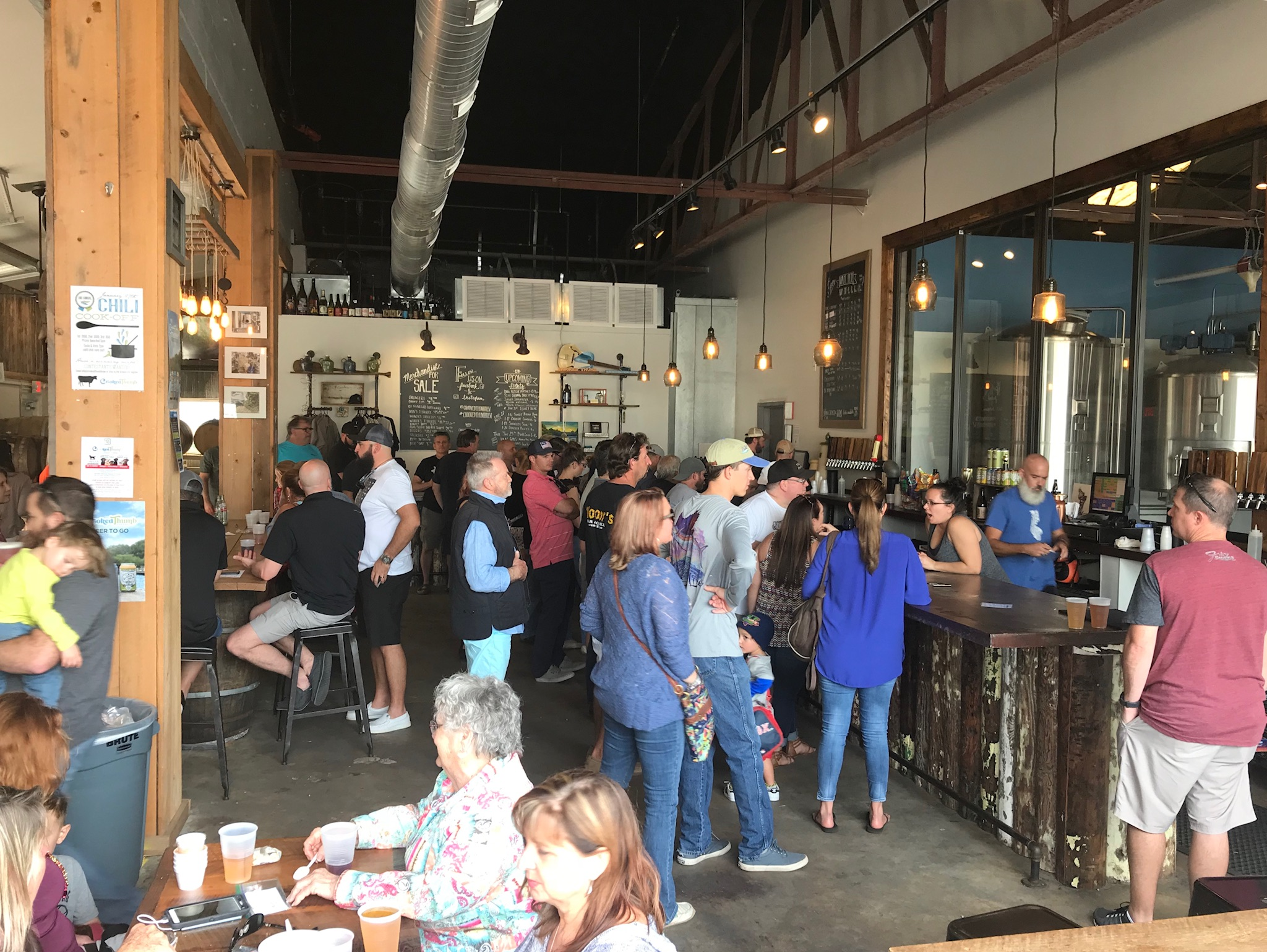 Crooked Thumb Brewery