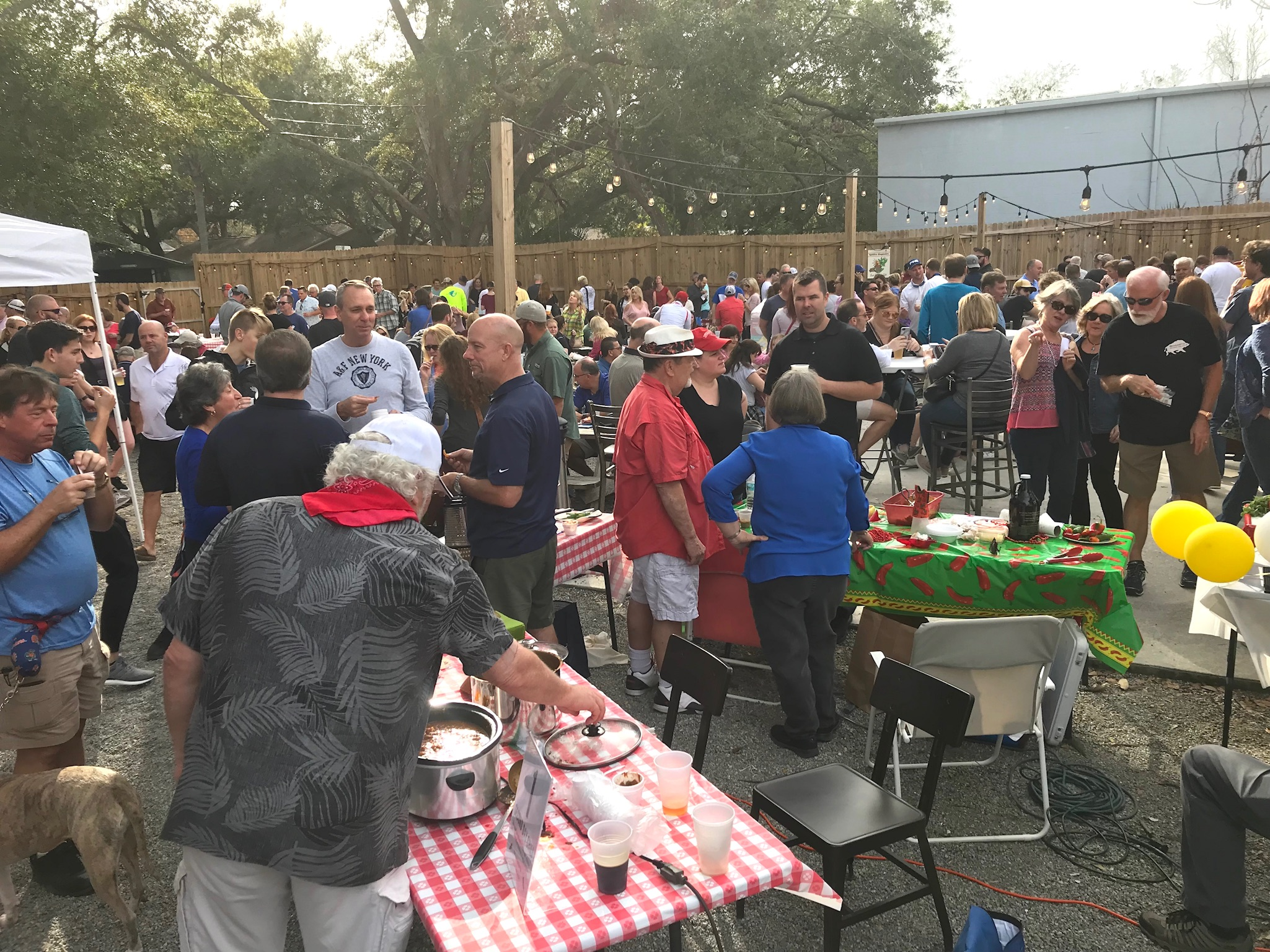 Crooked Thumb Chili Cook-Off