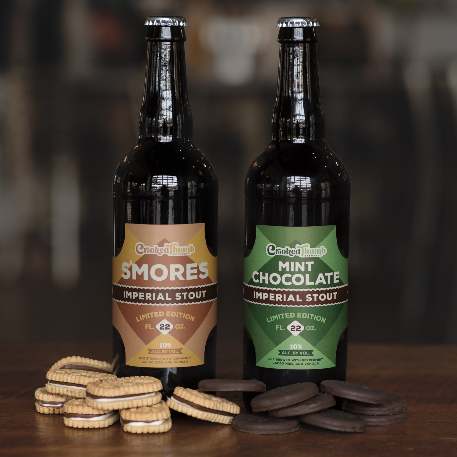 Girl Scout Cookie Imperial Stouts